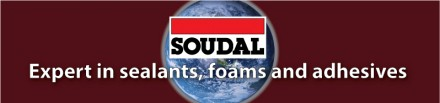 Soudal sealants and foams